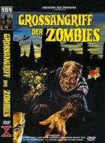 Jaquette Grossangriff der Zombies (Cover A)