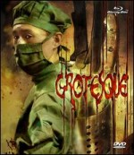 Jaquette Grotesque (Blu-ray/DVD) EPUISE/OUT OF PRINT