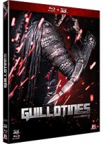Jaquette Guillotines (Combo Blu-ray 3D + Blu-ray 2D)