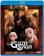 Jaquette Guin Saga: Complete Collection