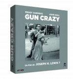 Jaquette Gun Crazy (�dition Limit�e et Num�rot�e)