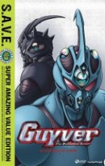 Jaquette Guyver: The Bioboosted Armor - The Complete Series