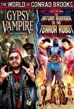 Jaquette Gypsy Vampire/Saturn Avenger vs the Terror Robot