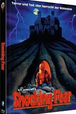 Jaquette H. P. Lovecraft's LURKING FEAR (Blu-Ray+DVD) (2Discs) - Cover A - Mediabook - Limited 555 Edition