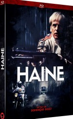 Jaquette Haine EPUISE/OUT OF PRINT