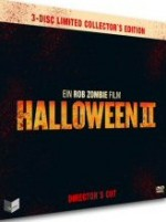 Jaquette Halloween 2 (3-Disc Limited Collector's Edition)