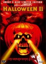 Jaquette HALLOWEEN 2 LIMITED EDITION EPUISE/OUT OF PRINT