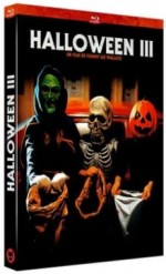 Jaquette Halloween 3 (DVD + BLURAY)