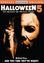 Jaquette Halloween 5: The Revenge Of Michael Myers - Special Edition
