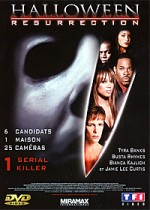 Jaquette Halloween - Resurrection