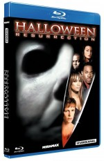 Jaquette Halloween : Resurrection