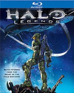Jaquette Halo Legends
