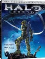 Jaquette Halo Legends (�dition Collector)