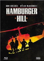 Jaquette Hamburger Hill (Blu-Ray+DVD) - Cover A