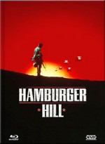 Jaquette Hamburger Hill (Blu-Ray+DVD) - Cover B