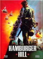 Jaquette Hamburger Hill (Blu-Ray+DVD) - Cover D