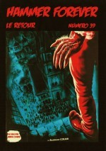 Jaquette Hammer Forever 39 (réédition) EPUISE/OUT OF PRINT