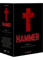 Jaquette Hammer - Tome 2 - 1970-1976 Sex & Blood