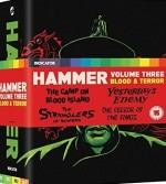 Jaquette Hammer Volume 3: Blood & Terror