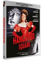 Jaquette Hangover Square (bluray)