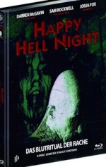 Jaquette Happy Hell Night (Blu-Ray+DVD) (2Discs) - Cover A
