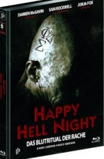 Jaquette Happy Hell Night (Blu-Ray+DVD) (2Discs) - Cover B