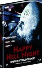 Jaquette Happy Hell Night (Blu-Ray+DVD) (2Discs) - Cover C