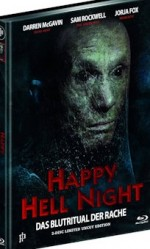 Jaquette Happy Hell Night (Blu-Ray+DVD) (2Discs) - Cover D