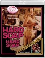 Jaquette Hard Soap, Hard Soap / Disco Lady (DVD / Blu-Ray)