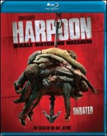 Jaquette Harpoon: Whale Watching Massacre (Unrated)