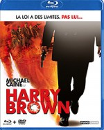 Jaquette Harry Brown (Blu-ray + DVD)