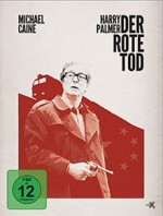 Jaquette Harry Palmer - Der Rote Tod