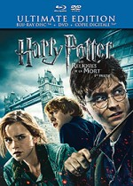Jaquette Harry Potter et les Reliques de la Mort - 1�re partie (Ultimate �dition - Blu-ray + DVD + Copie digitale)