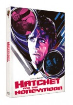 Jaquette Hatchet for the Honeymoon (Red Wedding Night) Cover A