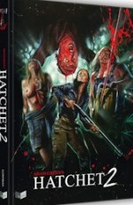 Jaquette Hatchet II (Blu-Ray+DVD) - Cover A