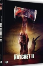 Jaquette Hatchet II (Blu-Ray+DVD) - Cover B