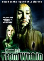 Jaquette HAUNTED FROM WITHIN