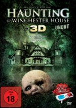 Jaquette Haunting of Winchester House 3D