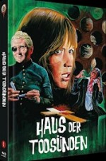 Jaquette Haus der Todsünden - (Blu-ray + DVD) Cover C