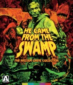 Jaquette He Came from the Swamp : The William Grefé Collection
