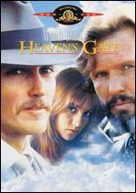 Jaquette Heaven's Gate (director's cut)