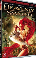Jaquette Heavenly Sword