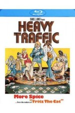 Jaquette Heavy Traffic