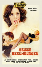 Jaquette Heisse Berührungen (Amaray - édition simple) EPUISE/OUT OF PRINT