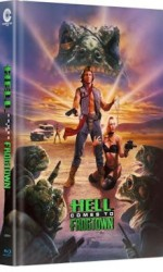 Jaquette Hell comes to Frogtown (Cover A) ANNULE/CANCELED