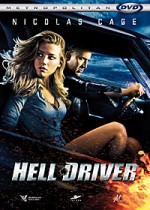 Jaquette Hell Driver