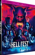 Jaquette Hell Fest