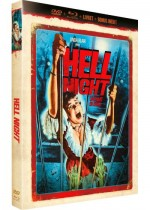 Jaquette Hell Night (Blu-Ray+DVD)