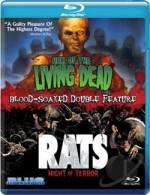 Jaquette Hell Of The Living Dead + Rats Night Of Terror