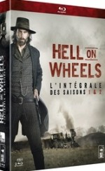 Jaquette Hell on Wheels - L'int�grale des saisons 1 & 2